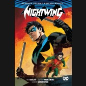 NIGHTWING REBIRTH DELUXE COLLECTION BOOK 2 HARDCOVER