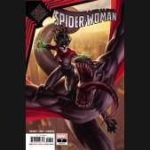 SPIDER-WOMAN #7 (2020 SERIES) KING IN BLACK TIE-IN