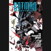 BATMAN BEYOND VOLUME 8 THE ERADICATION AGENDA GRAPHIC NOVEL