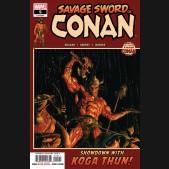 SAVAGE SWORD OF CONAN #5 (2019 SERIES)