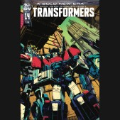 TRANSFORMERS #14 (2019 SERIES)