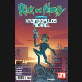 RICK AND MORTY PRESENTS KROMBOPULOUS MICHAEL #1