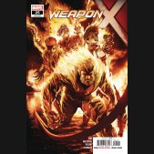 WEAPON X #25 (2017 SERIES)