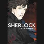 SHERLOCK THE BLIND BANKER GRAPHIC NOVEL