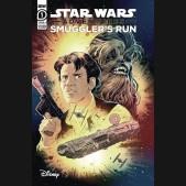 STAR WARS ADVENTURES SMUGGLERS RUN #1