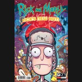 RICK AND MORTY RICKS NEW HAT #1 COVER A