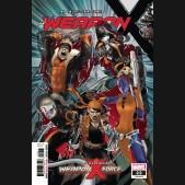 WEAPON X #22 (2017 SERIES)