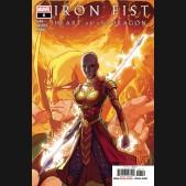 IRON FIST HEART OF DRAGON #6