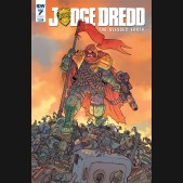JUDGE DREDD BLESSED EARTH #7