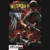 ABSOLUTE CARNAGE WEAPON PLUS #1