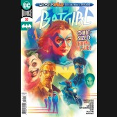 BATGIRL #50 (2016 SERIES) 1ST APPEARANCE OF RYAN WILDER
