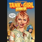 TANK GIRL GOLD GRAPHIC NOVEL