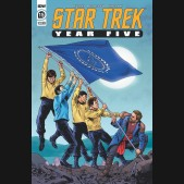 STAR TREK YEAR FIVE #15