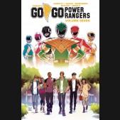 GO GO POWER RANGERS VOLUME 7 GRAPHIC NOVEL