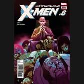 ASTONISHING X-MEN #6 (2017 SERIES)
