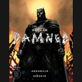 BATMAN DAMNED #2 VARIANT