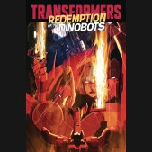 TRANSFORMERS REDEMPTION OF THE DINOBOTS GRAPHIC NOVEL
