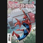 WEB OF SPIDER-MAN #1 1ST PRINTING