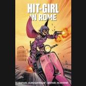 HIT-GIRL VOLUME 3 IN ROME GRAPHIC NOVEL
