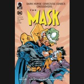 DARK HORSE DC COMICS MASK GRAPHIC NOVEL