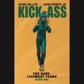 KICK-ASS DAVE LIZEWSKI YEARS VOLUME 1 GRAPHIC NOVEL