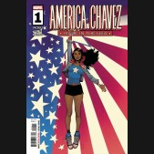 AMERICA CHAVEZ MADE IN USA #1