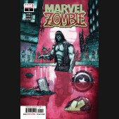 MARVEL ZOMBIE #1 (2018 ONE SHOT)