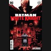 BATMAN WHITE KNIGHT #2 2ND PRINTING