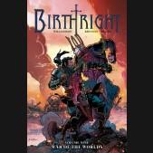 BIRTHRIGHT VOLUME 9 WAR OF THE WORLDS GRAPHIC NOVEL