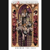 GHOSTBUSTERS ANSWER THE CALL GRAPHIC NOVEL