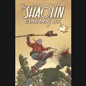 SHAOLIN COWBOY SHEMP BUFFET GRAPHIC NOVEL