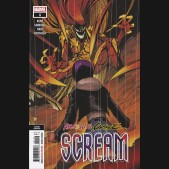 ABSOLUTE CARNAGE SCREAM #1 2ND PRINTING