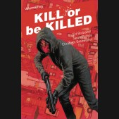 KILL OR BE KILLED VOLUME 2 GRAPHIC NOVEL