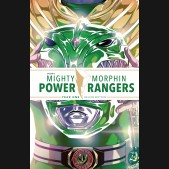 MIGHTY MORPHIN POWER RANGERS YEAR ONE DELUXE HARDCOVER