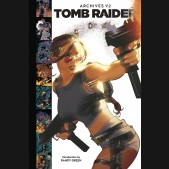 TOMB RAIDER ARCHIVES VOLUME 2 HARDCOVER