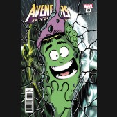 AVENGERS #684 (2016 SERIES) YOUNG VARIANT