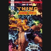 MARVEL TWO-IN-ONE #4  (2017 SERIES)