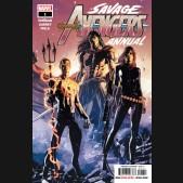 SAVAGE AVENGERS ANNUAL #1 (2019 SERIES)