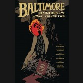 BALTIMORE OMNIBUS VOLUME 2 HARDCOVER