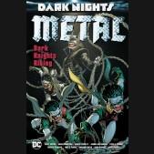 DARK NIGHTS METAL DARK NIGHTS RISING HARDCOVER