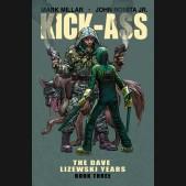 KICK-ASS DAVE LIZEWSKI YEARS VOLUME 3 GRAPHIC NOVEL