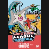 JUSTICE LEAGUE OF AMERICA THE SILVER AGE OMNIBUS VOLUME 1 HARDCOVER