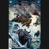 JUSTICE LEAGUE #55 (2018 SERIES) DARK NIGHTS DEATH METAL TIE-IN