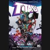 TITANS VOLUME 3 A JUDAS AMONG US REBIRTH GRAPHIC NOVEL