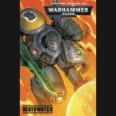 WARHAMMER 40000 DEATHWATCH GRAPHIC NOVEL