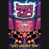 INVADER ZIM QUARTERLY #4 ZIMS GREATEST PLAN