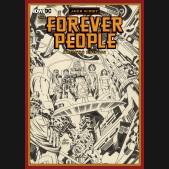 JACK KIRBY FOREVER PEOPLE ARTIST EDITION HARDCOVER