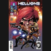 HELLIONS #10 (2020 SERIES)