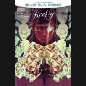 FIREFLY BLUE SUN RISING #1