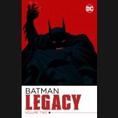 BATMAN LEGACY VOLUME 2 GRAPHIC NOVEL